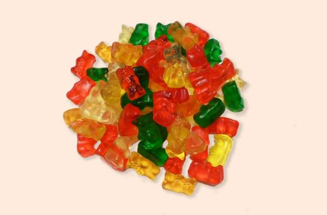 Gummy Bears: click to enlarge