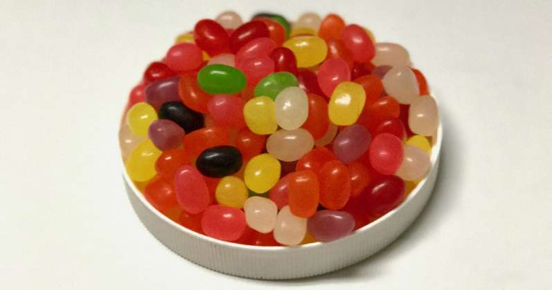 Easter Jelly Beans : click to enlarge