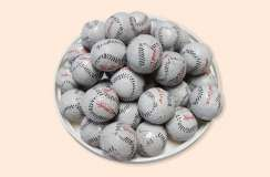 Foil Wrapped Baseballs