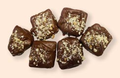 Milk and Dark Chocolate Buttercrunch